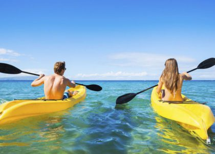 Bermuda's Best Kayaking Locations