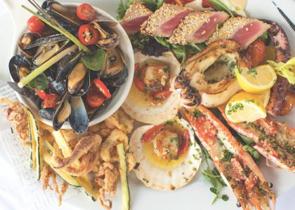 Where to Eat: Bella Vista Bar & Grill