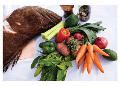 Chef Alfred Konrad's Award-Winning Bermuda Fish Chowder
