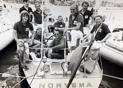 Vintage Sailing