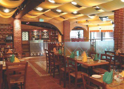 Where to Eat: La Trattoria