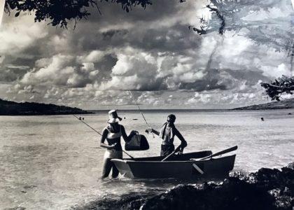 Vintage Beachgoers!