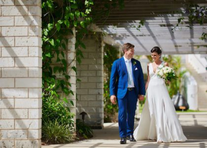 Real Wedding: Nathalie & Darren