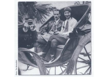 The Bermudian's Almanac: Aviator Beryl Hart