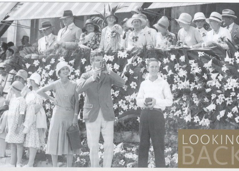 The Bermudian's Almanac: The Floral Pageant, 1930