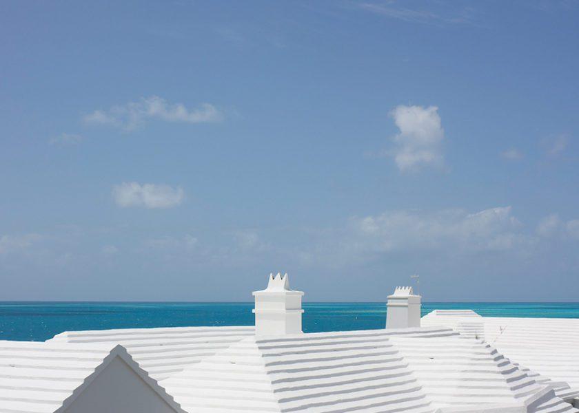 The Bermuda Roof - The Bermudian Magazine