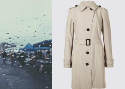 Forecast: Rainy Days Ahead!