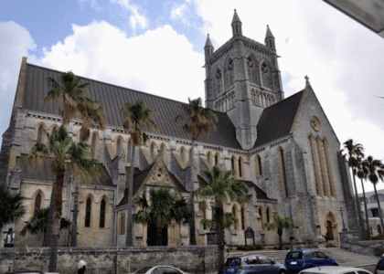 Bermuda's Favourite Haunts: The Cathedral of the Most Holy Trinity