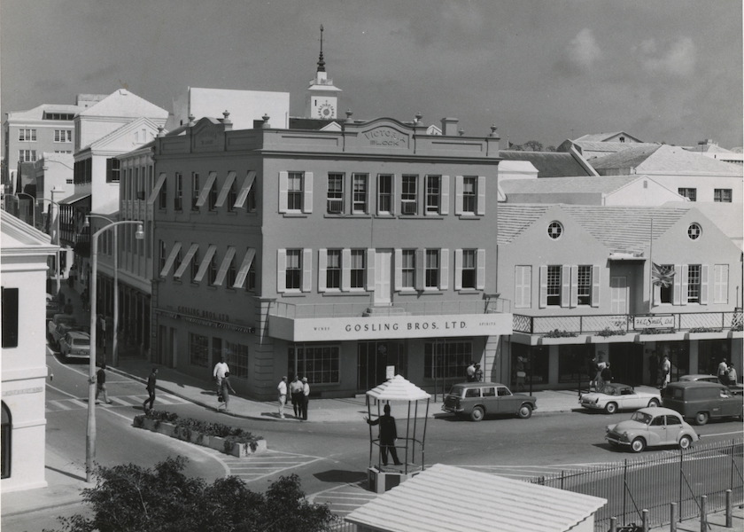 7 Famous Bermuda Landmarks as They Once Were