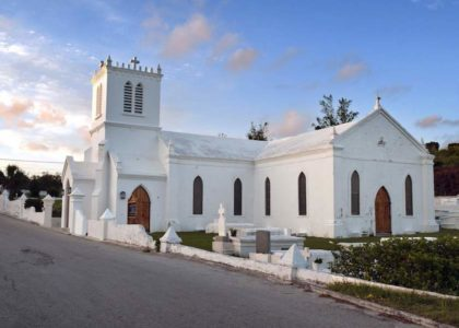 Bermuda's Favourite Haunts: St. Anne's Rectory, Southampton