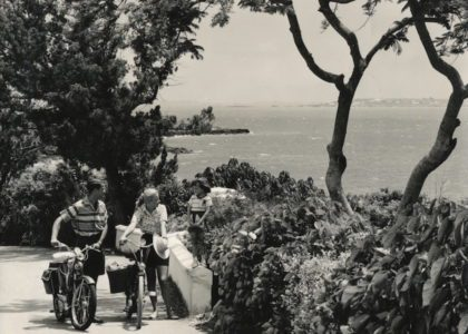 Vintage Transportation in Bermuda
