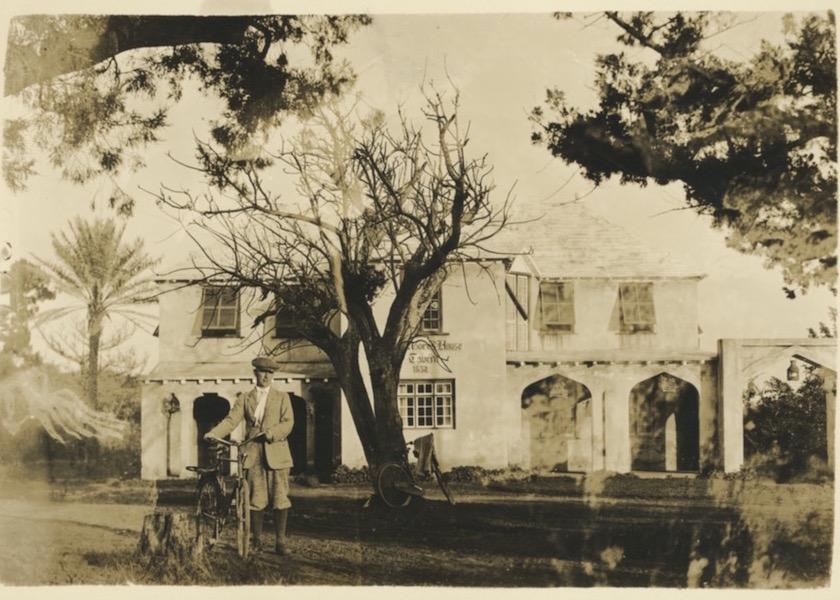 Vintage Bermuda Homes & Architecture