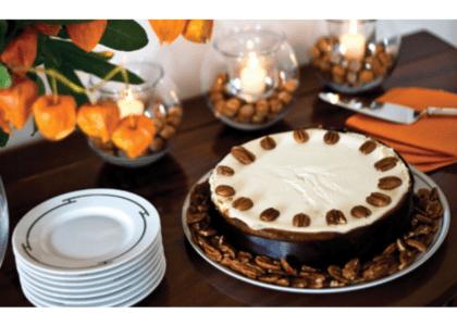 Liz's Pumpkin Cheesecake