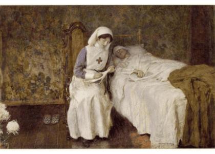 LISTEN: Cassie White World War I Memoir