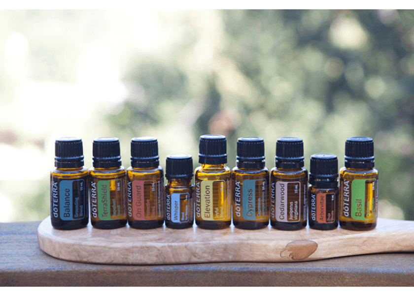 Ongekend Give the Gift of Scent with dōTERRA Essential Oils from Lifestyles PC-51