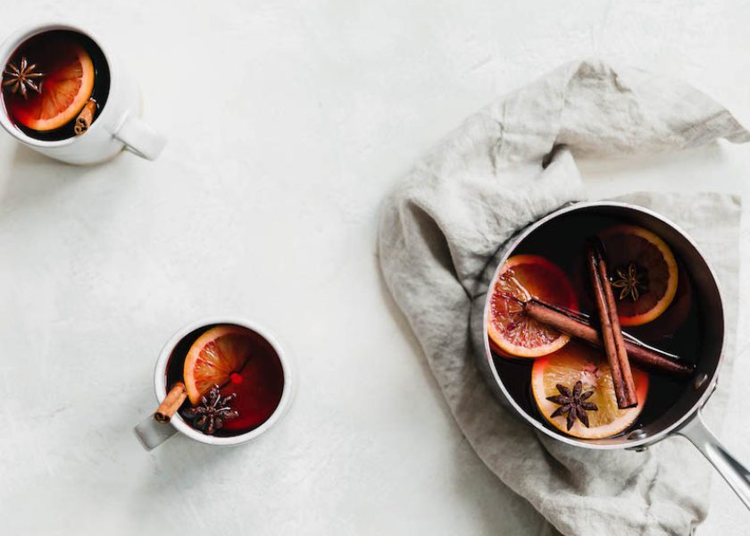 The Best Festive Mulled Wine