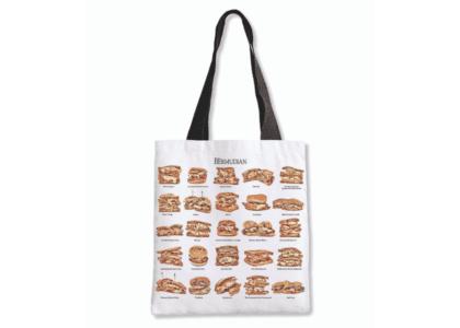 Introducing The Bermudian's Original Fish Sandwich Tote Bag