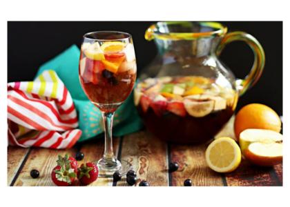 Booze-Free Sangria