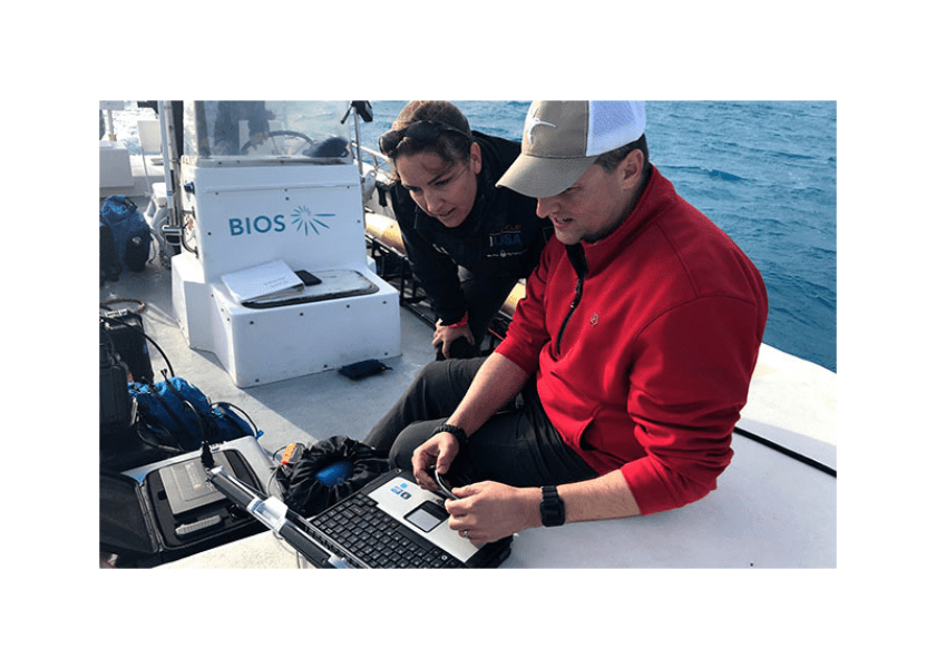 A Comprehensive Look at an Uncharted Reef: BIOS Marine Ecologist Uses Award to Expand Ongoing Studies of a Beloved Island Reef