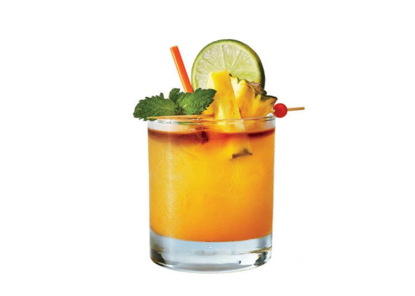 Mai Tai Mocktail