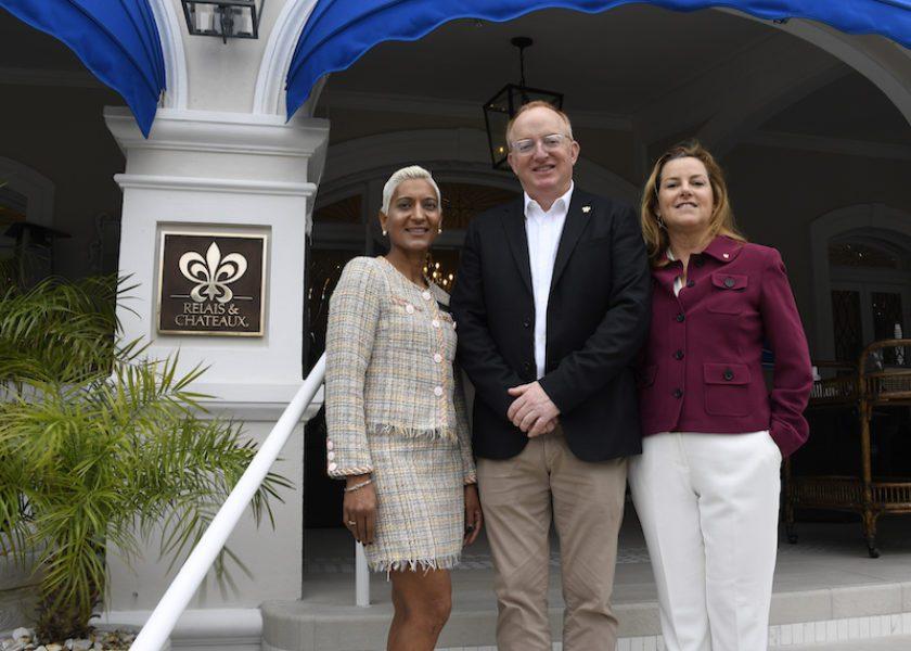Rosedon Hotel & Huckleberry Restaurant Announces Relais & Châteaux Designation