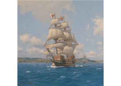 Shipbuilding in Bermuda