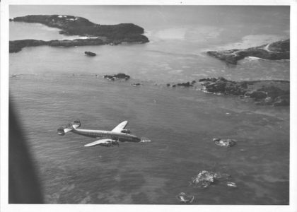 Come Fly with Me: Vintage Aviation in Bermuda