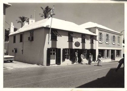 Vintage St. George's