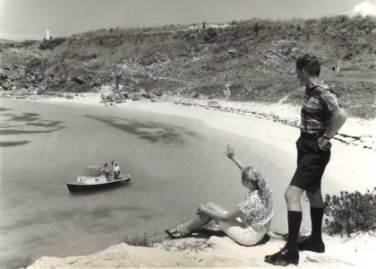 8 Bermuda Beaches from Way Back When