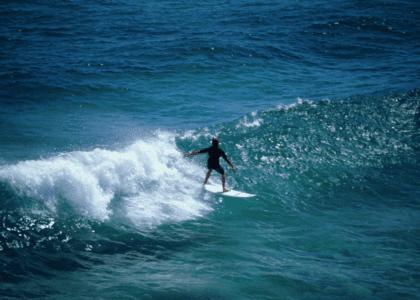 Surfing BDA