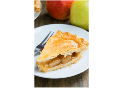 The BEST Old-Fashioned Apple Pie