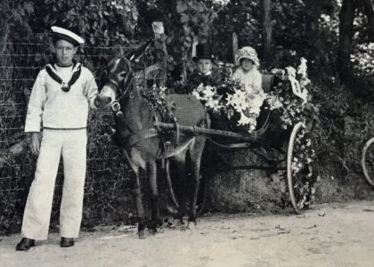 Bermuda's First Floral Pageant – June 1930