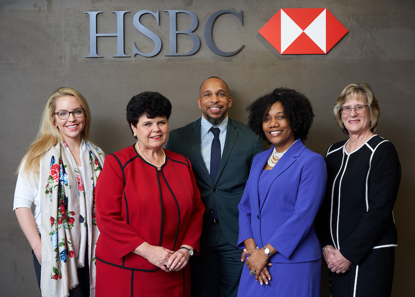 BHS & HSBC Bermuda 'SHE LEADS' Programme Teaches Employment Skills and Tackles Gender Pay Gap