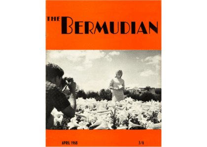 The Bermudian's Vintage Easter Covers