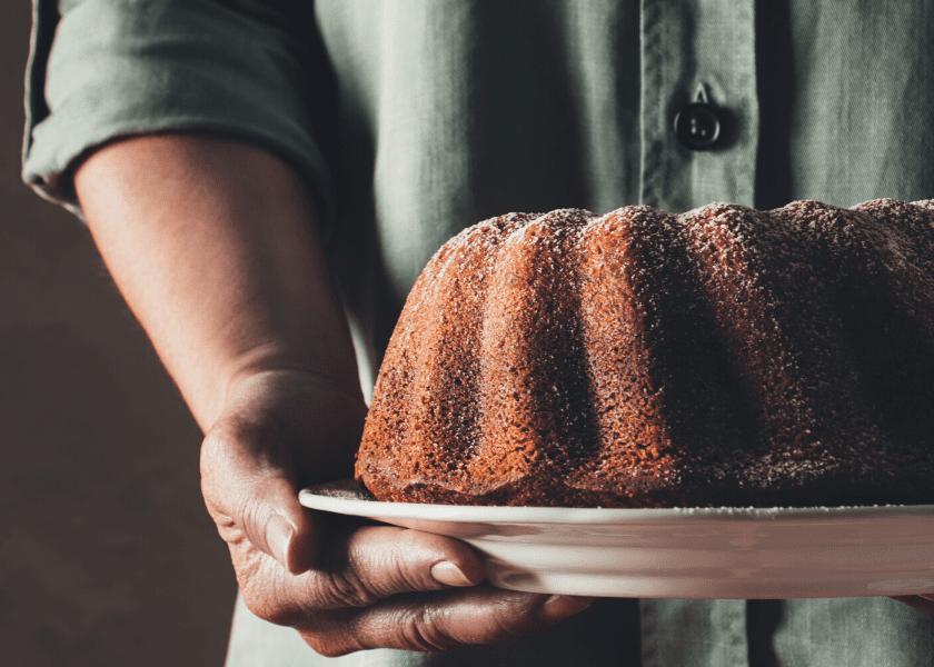 The Ultimate Gosling's Rum Cake