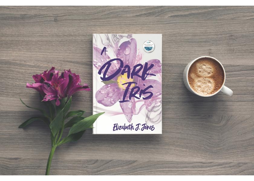 A Dark Iris by Elizabeth J. Jones