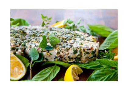 Herb and Lemon Zest Grilling Marinade