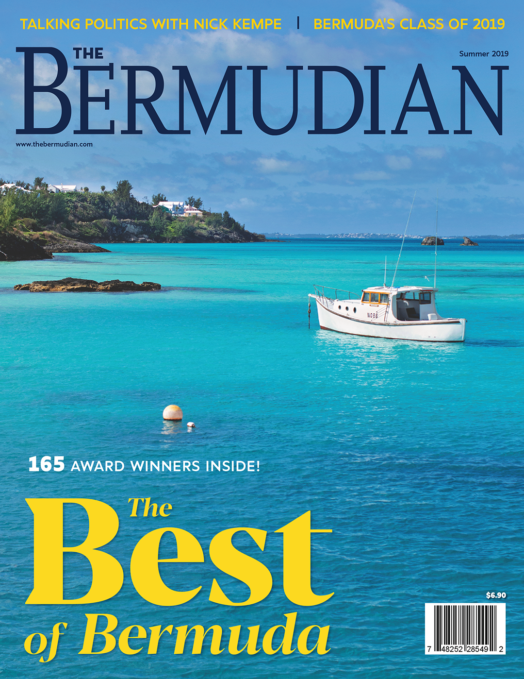 25 Things With - The Bermudian Magazine