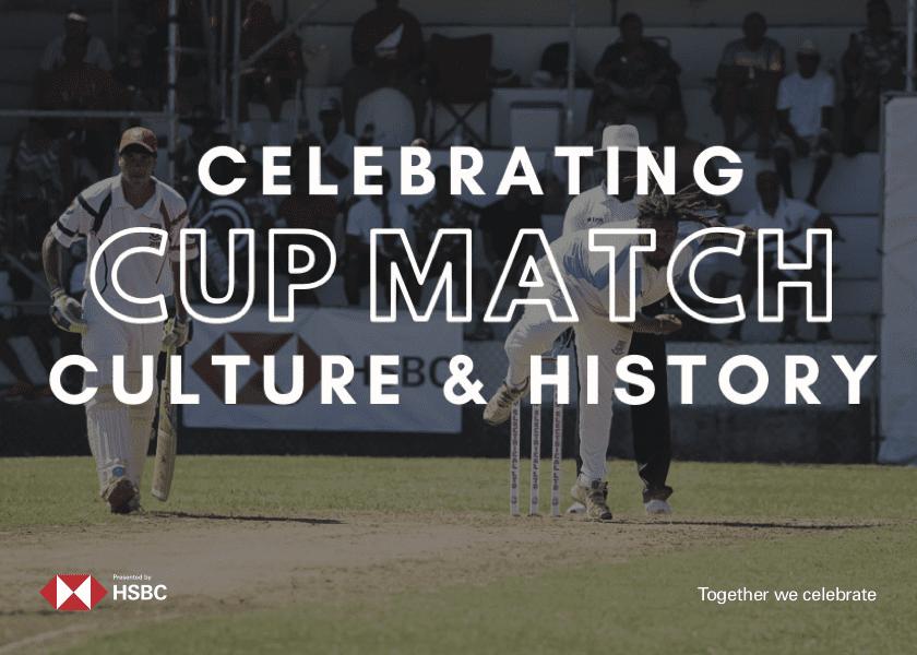 Celebrating Cup Match 2020