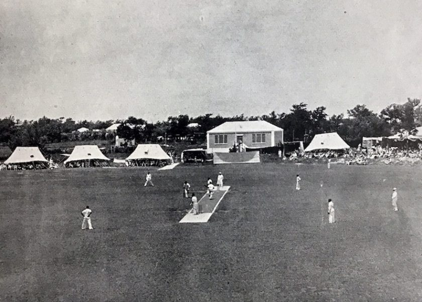 The History of Cup Match