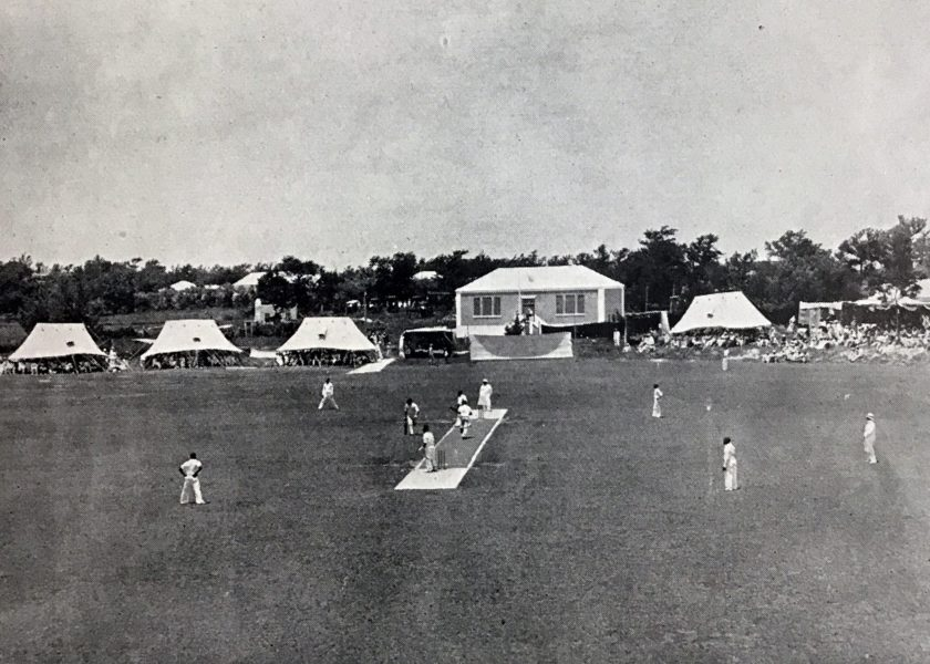 A Look Back at Cup Match 1932