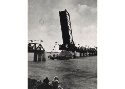 The Opening of the St. David's Island Bridge: July 1934
