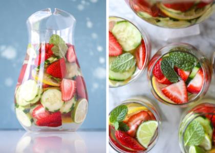 Strawberry Summer Water
