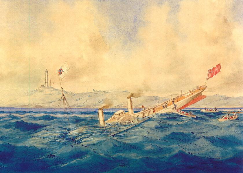 The History of the Mary Celestia Shipwreck