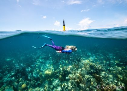 Taking the Plunge with Freediving Champion, Beth Neale