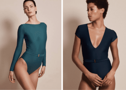 Well Suited: Melissa Leach Launches Protective Swim Line