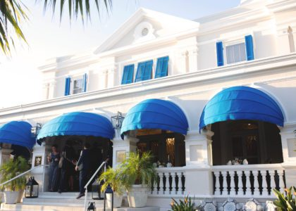 Medical Musings with Dr. Shane Marshall: Eating Out in Bermuda