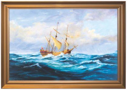 Shipwreck Stories: The Sea Venture
