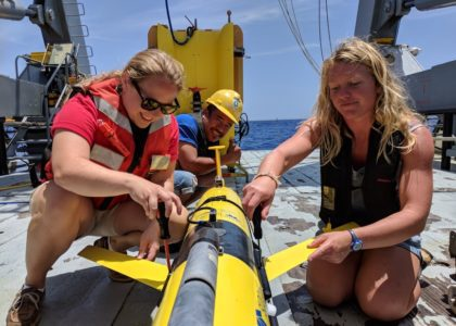 Marine Technicians: Supporting the Science at Sea
