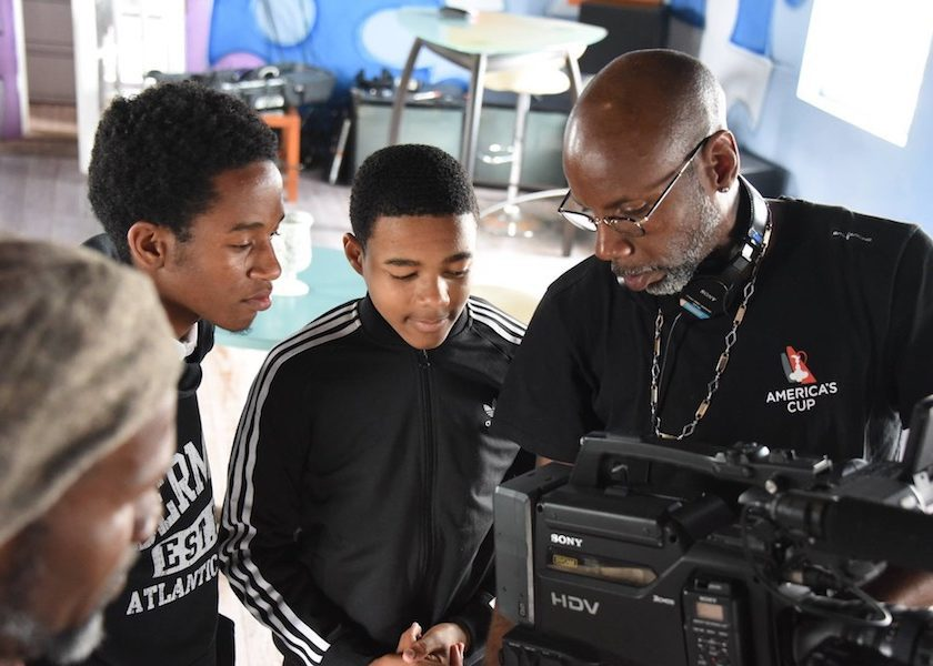 HSBC Helps Create New Trade Courses at IMPACT Mentoring Academy
